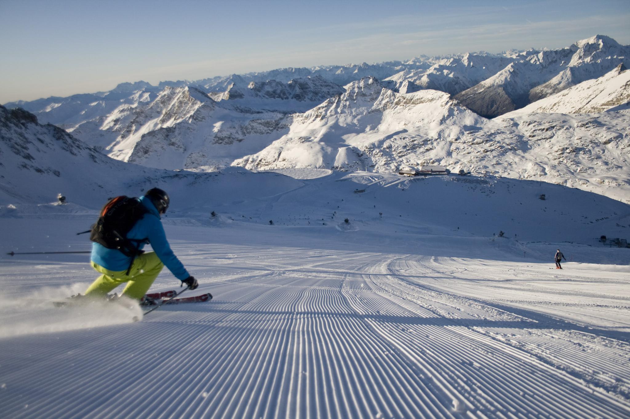 Molltaler Gletscher Tatry Mountain Resorts A S